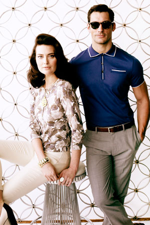 Banana Republic Mad Men capsule collection