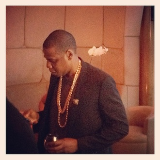 Jay Z for D'Usse