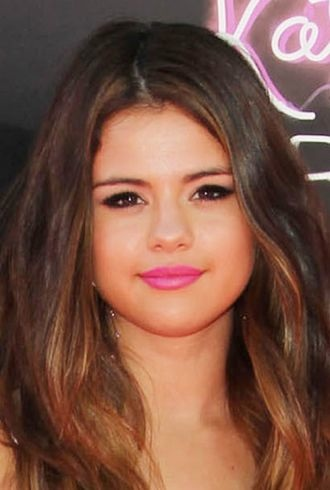 Selena Gomez Los Angeles premiere of Katy Perry Part of Me cropped