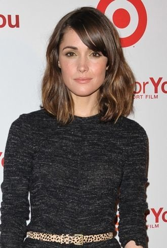 Rose Byrne Target Celebrates Falling For You New York City cropped