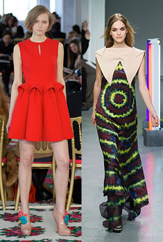 NYFW Fall 2013 Hits and Misses
