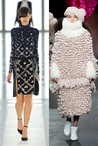 LFW Fall 2013 Hits & Misses
