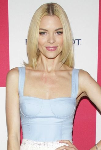 Jaime King Rembrandt Hollywood party prep event Los Angeles cropped