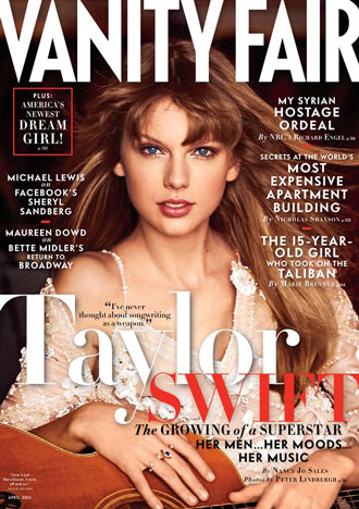 People Disappointed That Taylor Swift S Face Not Really Selling Magazines Thefashionspot