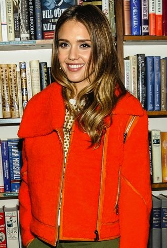 Jessica Alba at a book signing Huntington New York cropped