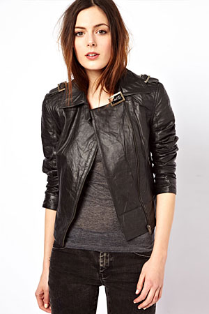 Barneys Originals leather jacket - forum buys