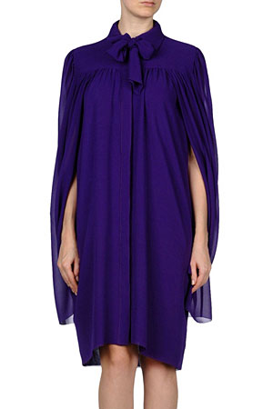YSL purple dress - forum buys
