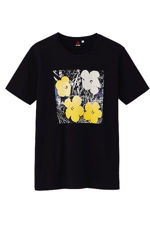 Uniqlo Warhol tee - forum buys