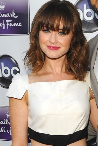 Alexis Bledel Premiere of Remember Sunday Los Angeles cropped