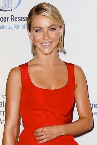 Julianne Hough EIF Women Cancer Research Fund 16th Annual An Unforgettable Evening Los Angeles cropped