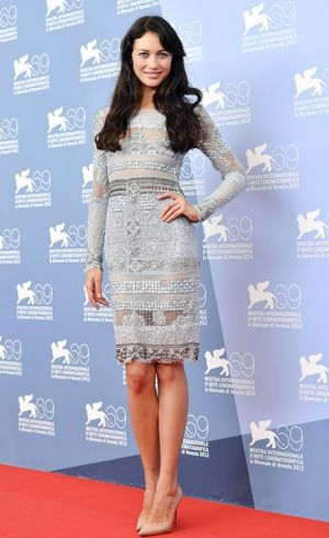 Olga Kurylenko 69th Venice Film Festival To The Wonder Photcall Sept 2012