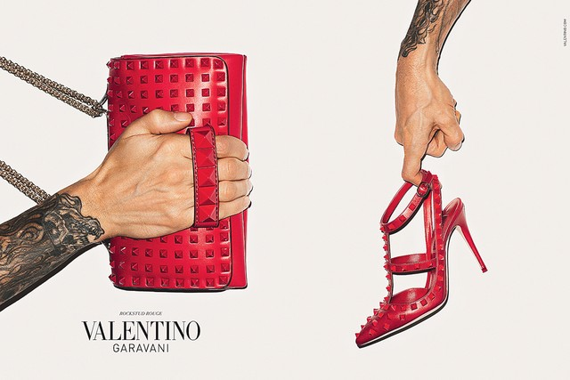 Terry Richardson Manhandles 'Objects of Desire' for Valentino