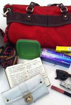 What's In Your Bag? 30 Lifestyle Influencers Open Up