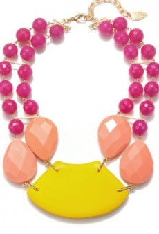 10 Saturated Accessories to Electrify Your Summer Look