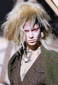 We Can't Look Away: 12 Most Horrifying Runway Beauty Moments