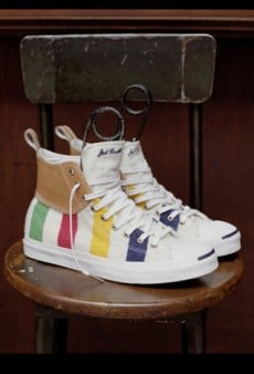 Hudson's Bay Company x Converse Jack Purcell Collection
