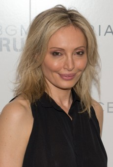 How Does Lubov Azria Stay So Gorgeous? The Designer Lets Us In On a Few Of Her Secrets