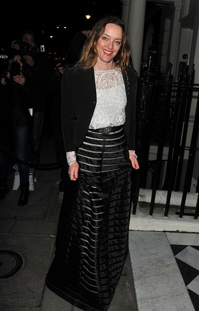 London Fashion Week - Autumn/Winter 2013 -Harper's Bazaar - Closing Party