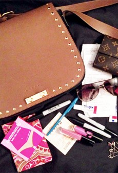 Jessica Paster: What's In My Bag?