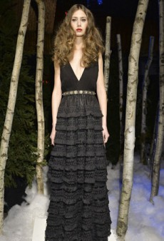 Alice + Olivia Transports Onlookers to a Whimsical Fairytale Land for Fall 2014 (Runway Review)