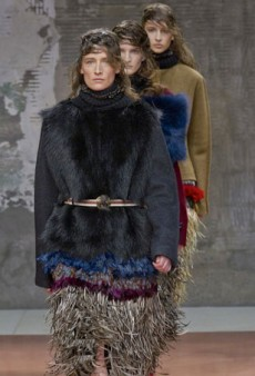 Marni Piles On the References and the Layers for Fall 2014 (Runway Review)