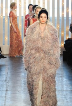 Jenny Packham's Fall 2014 Collection is Literally Fit for a Princess (Runway Review)