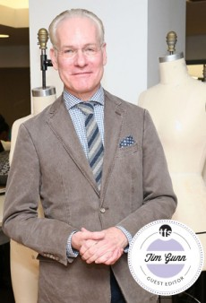 Fashion Pet Peeves, Favorite Designers and More: 21 Questions with Fashion Mentor Tim Gunn