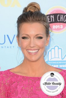 21 Questions with… Actress and Style Blogger Katie Cassidy