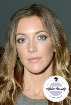 Katie Cassidy: How to Get the Perfect Brow