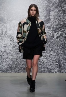 Paul & Joe Supply a Trendy, But Not Overdone Fall 2014 Collection (Runway Review)
