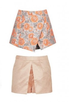 Shop the Trend: The V-Front Skirt
