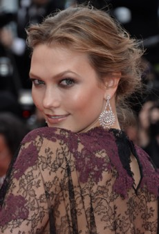 Get Karlie Kloss' Glam Red Carpet Look for Your Next Date Night