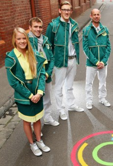 The 9 Most Epic Takedowns of Australia's Hideous Commonwealth Games Uniforms