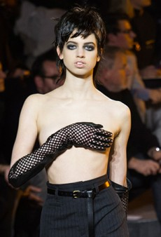 Free the Fashion Nipple: A Brief History of Runway Boobs