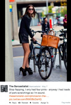 The Sarcastialist: Bringing Street Style Down to Earth