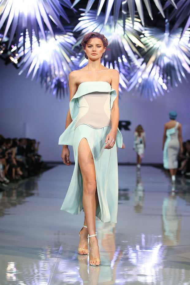A Colourful Runway for Myer's Spring 2014 Fashion Launch ...