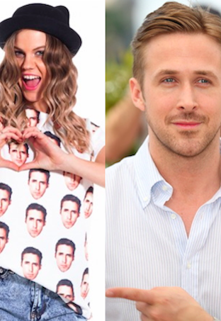 Ryan Gosling T-Shirt