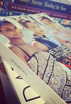 Karlie Kloss, Cara Delevingne and Joan Smalls Cover US Vogue's September Issue (Forum Buzz)
