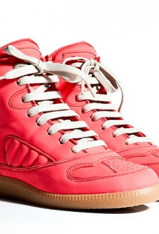 Forget Basic Chucks and Vintage Nike, We're Craving Statement Sneakers for Fall