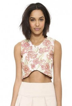 Embrace the Crop: 9 Trendy Belly-Baring Tops