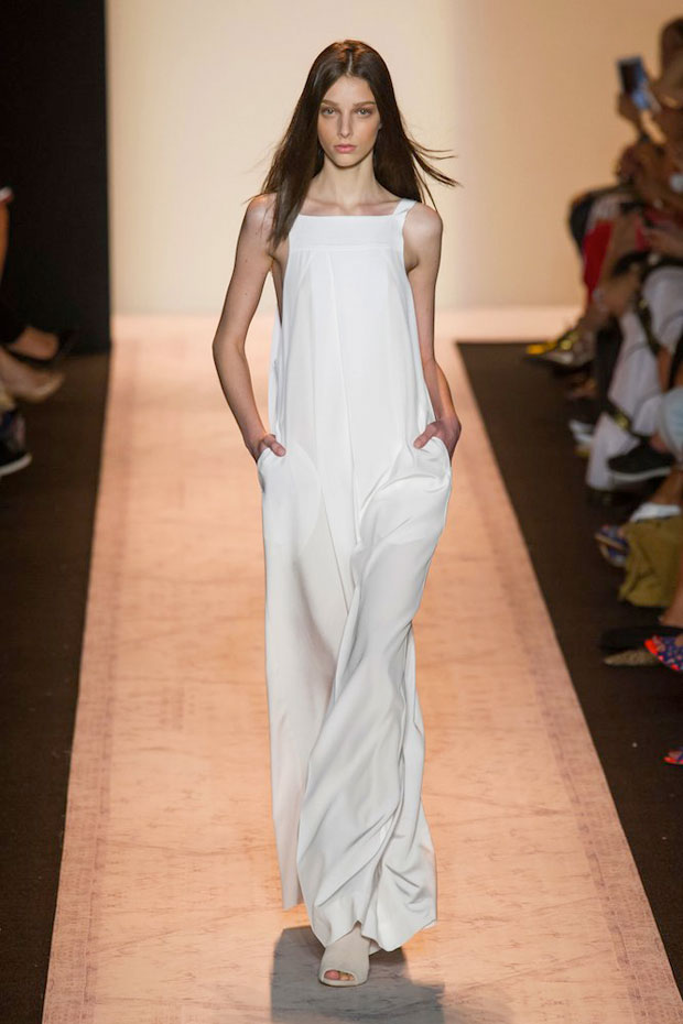 Jumpers at BCBGMaxAzria Spring 2015