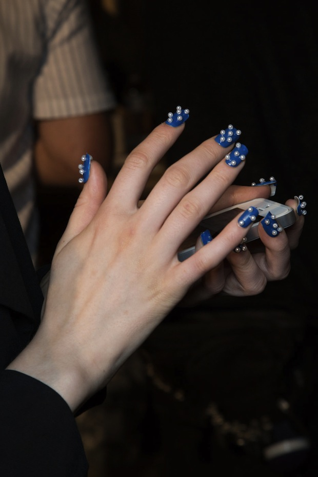 nails at Honor Spring 2015