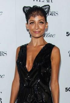 Here's Nicole Richie Pulling Off Everything We Wish We Could
