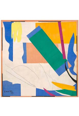 """Memory of Oceana"" by Henri Matisse"
