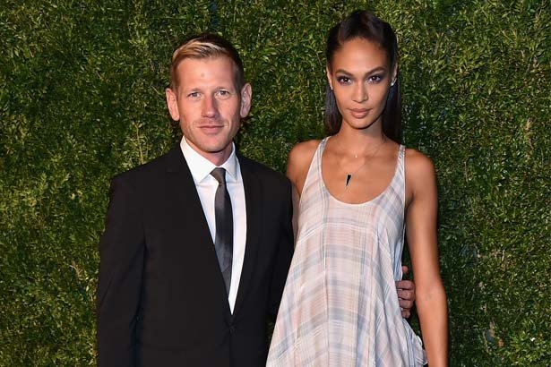 Paul Andrew and Joan Smalls