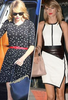 Witness Taylor Swift's Total Street Style Transformation This Year