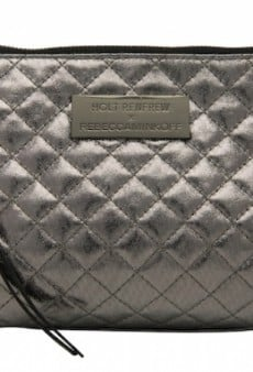 Rebecca Minkoff Creates a Holiday Beauty Bag for Holt Renfrew