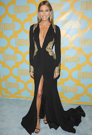 Renee Bargh Golden Globes