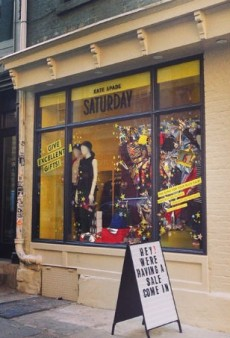 Kate Spade Saturday Stores Are Shutting Down