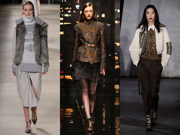 The Hits: Prabal Gurung, Donna Karan, 3.1 Phillip Lim. Images via IMAXtree.
